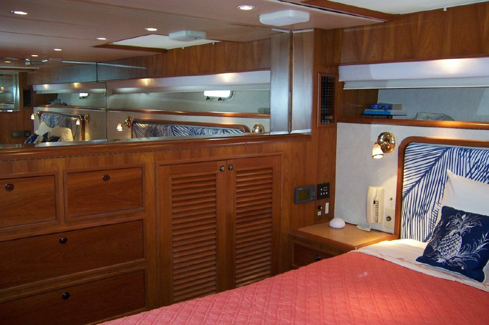 62 Offshore PH Master Cabinets