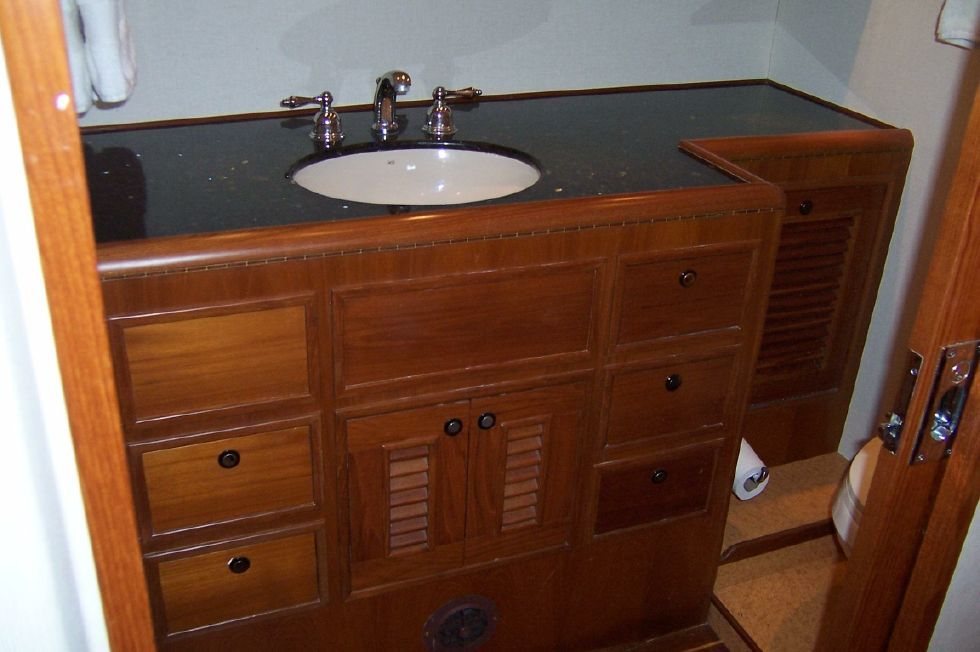 62 Offshore PH Master Head Vanity