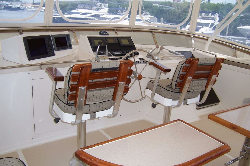 62 Offshore PH Upper Helm