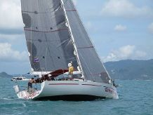 2000 Sayer 43 Sailing Boat