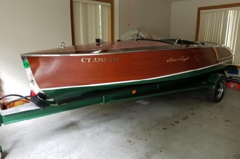 1949 Chris-Craft Racing Runabout