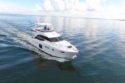 2017 Princess 60 Flybridge