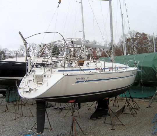 2005 Bavaria Brokerage Purchase