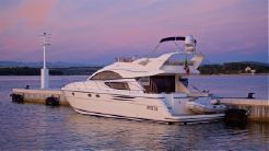 2005 Fairline Phantom 50