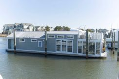 2008 Harbor Home 58 Upper Deck