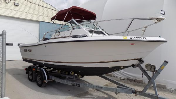 Sea Pro Pro 210WA