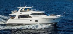 2018 Hampton 650 Pilothouse
