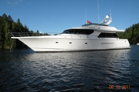 1998 West Bay Sonship 74' - Port Profile