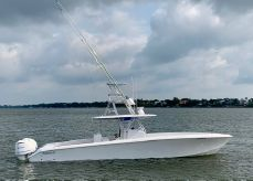 2017 Bahama 41 Open Fisherman w/ SeaKeeper