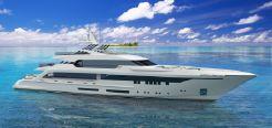 2023 Custom GHI Yachts Thunderbird 165