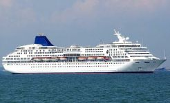 1992 Cruise Ship, 1742 Passengers -Stock No. S2376