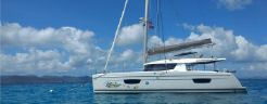 2017 Fountaine Pajot Helia 44