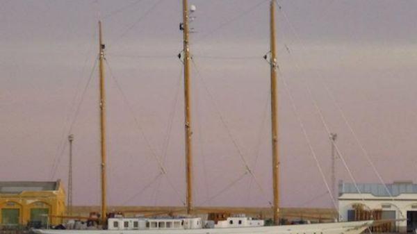 de Vries Lentsch Three Mast Steel Schooner de Vries Lentsch Three Mast Steel Schooner