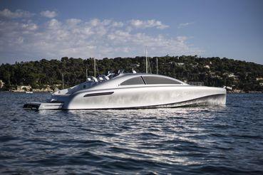 2021 Motor Yacht Silver Arrows ARROW460-GT