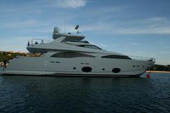 2009 Ferretti Yachts Custom Line CL 97