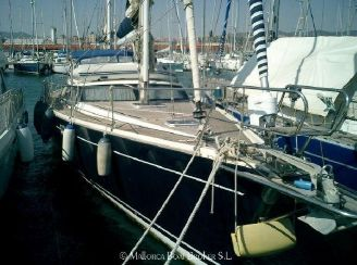 1991 North Wind 56 Ketch