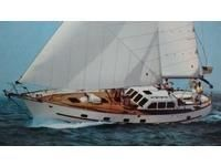 46' MaoTao Yachts Pan Oceanic Edwards Yacht Sales Under Sail!