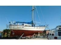 1979 Mao Ta Shipyard Ted Brewer Designed Oceanic 46 - 46' MaoTao Yachts Pan Oceanic Edwards Yacht Sales solid full keel!