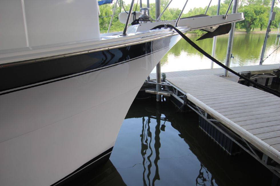 Starboard Bow From Dock