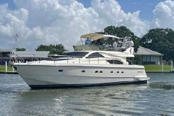 2001 Ferretti Yachts 57 Motor Yacht