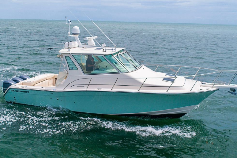 2015 Grady-White Express Cabin 37 Boats for Sale - All Captains