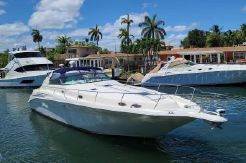 1997 Sea Ray Sundancer 450