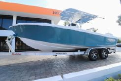 2021 Bluewater Sportfishing 23t