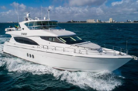 2006 Hatteras Open Flybridge Rft 2016