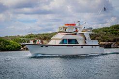 1981 Hatteras 48 Cockpit Motor Yacht