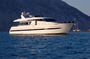 1997 Sanlorenzo SL72