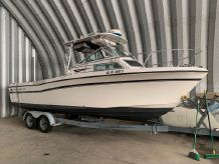 1984 Grady-White Offshore 24