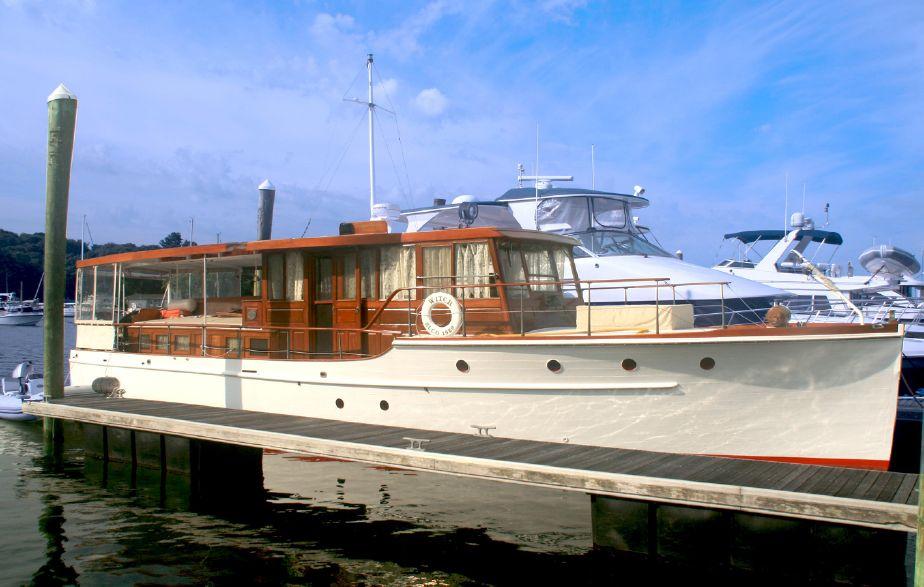 Classic Motor Yacht Te Koop