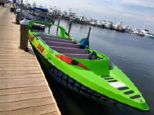 2016 Smoky Mountain 25 Passenger Jet Boat