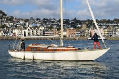 1958 Morgan Giles 35' West Channel Class