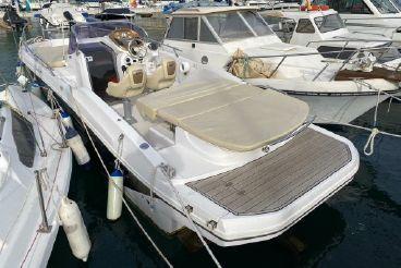 2015 Sessa Marine Key Largo 24 EFB