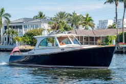 2019 Hinckley Picnic Boat MKIII