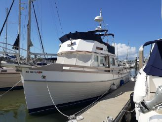 1987 Grand Banks Classic 42