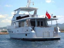 2007 Grand Alaskan 68  Pilothouse