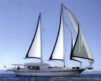 1996 Muzaffer Mengi Yachting Motorsailer Ketch