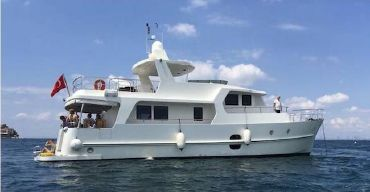 2010 Custom Trawler