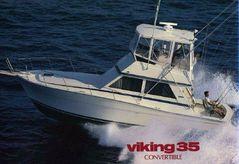 1987 Viking 35 Sportfish