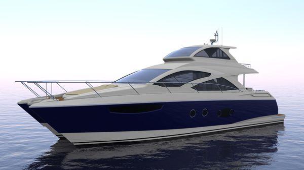 Mares 65 Motor Yacht Sky Lounge Mares Catamaran Sky Lounge