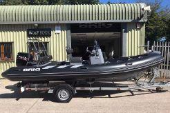 2020 Brig Navigator 570HJ Custom