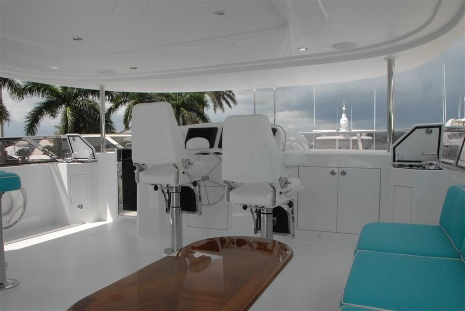 2016 Westport Raised Pilothouse Motoryacht - Flybridge