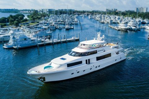 2016 Westport Raised Pilothouse Motoryacht - 112 Westport 2016