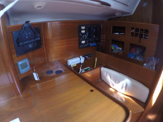 2001 Beneteau First Brokerage Purchase