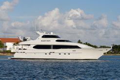 2000 Lazzara Yachts Skylouge
