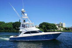 2015 Viking 55 Convertible