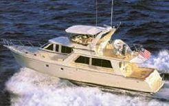 2021 Offshore Yachts Pilothouse
