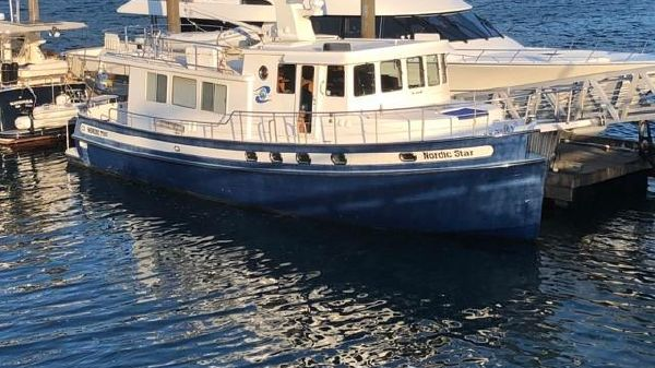 Nordic Tugs 52 Pilothouse